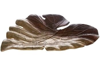 """Schale """" Leaf """" Groß"""