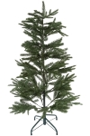 120CM FULL PE TREE WITH 241 TIPS METAL STAND BOTTOM WIDTH:81CM