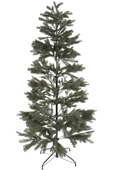 180CM HING FULL PE TREE WITH 763 TIPS METAL STAND BOTTOM WIDTH:96CM