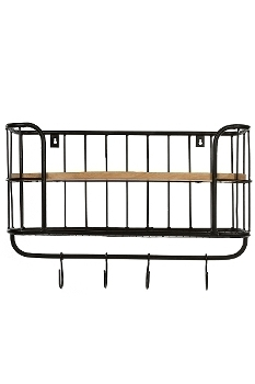 "wallrack ""Kunzang"", black"