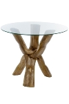 "Glas Dining Table "" Sharika """