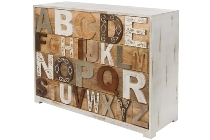 """chest of 12 drawers """"Alphabet"""""""