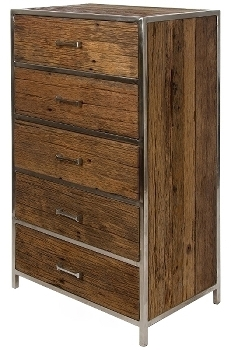 "chest of drawers ""Leno"", 5 drawers"