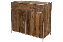 "Sideboard ""Leno"", 2 doars, 1 drawer"