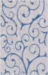 "Carpet ""Outdoor Beauties "" Rectangular Light Gray"