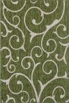 "Carpet ""Outdoor Beauties "" Rectangular Green"